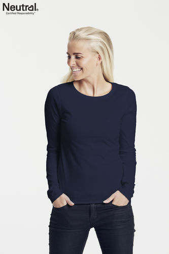 Neutral Longsleeve Women (navy)