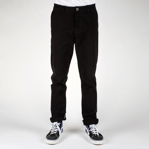 Dedicated Casual Chino (black)