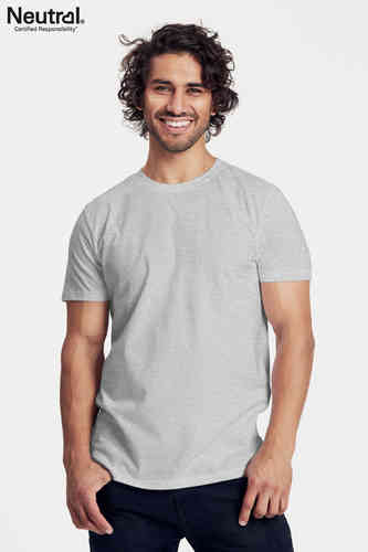Neutral T-Shirt (grau-melange)