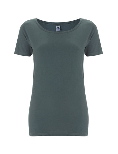 CC FAIRSHARE Women T-Shirt (light charcoal)