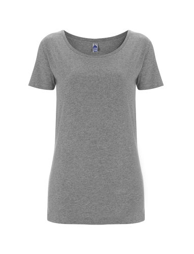 CC FAIRSHARE Women T-Shirt (melange grey)