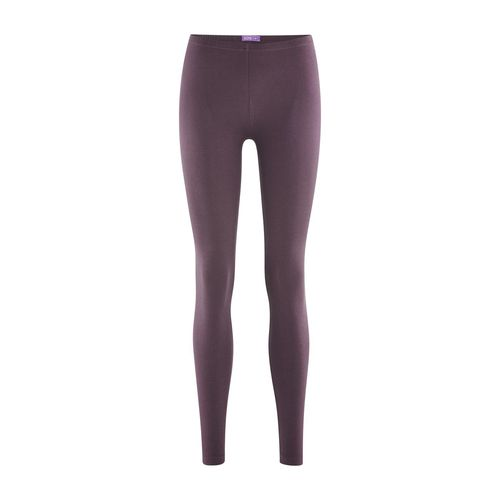 Living Crafts Leggings  Annedore (dark  prune)
