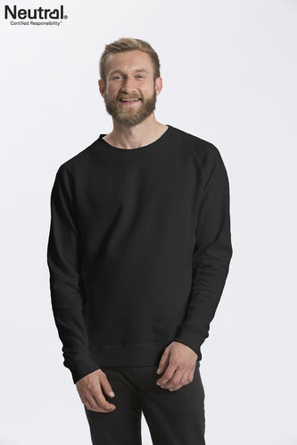 Neutral Unisex Sweatshirt (schwarz)