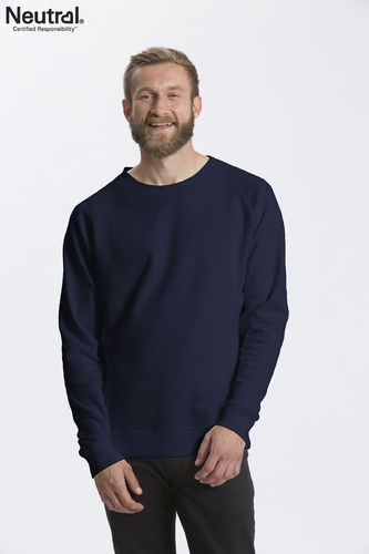 Neutral Unisex Sweatshirt (navyblau)