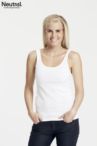 Neutral Tank Top (white)