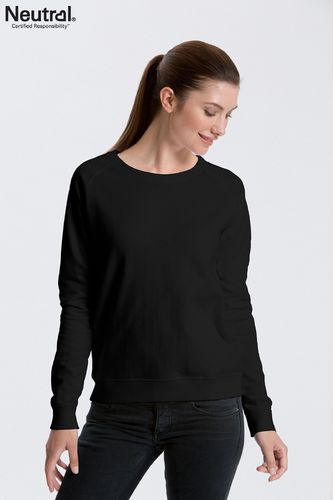 Neutral Ladies Sweatshirt (schwarz)