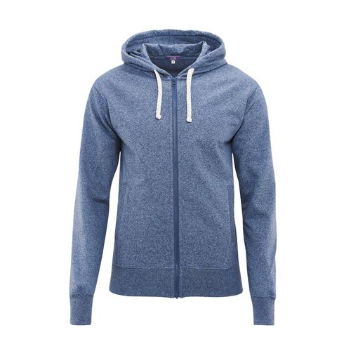 Living Crafts Cameron Kapuzenjacke (cloud blue melange)