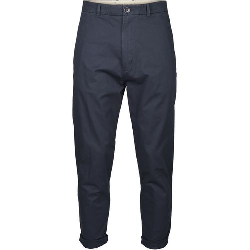 Knowledge Cotton Apparel  Loose Chino Pant (total eclipse)