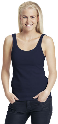 Neutral Tank Top (navy)