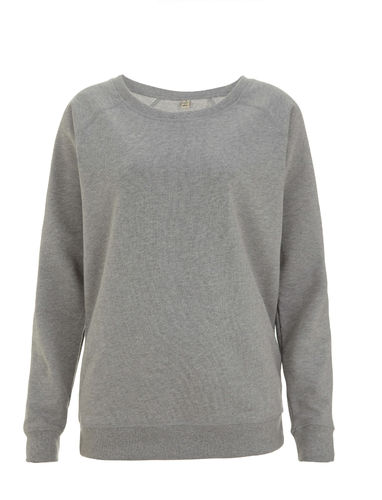 CC EARTHPOSITIVE® Womens Sweater (light heather)