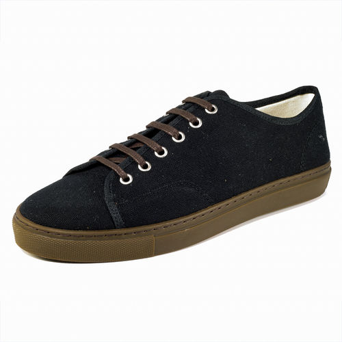 Fairticken Sines Sneaker (black, Canvas)