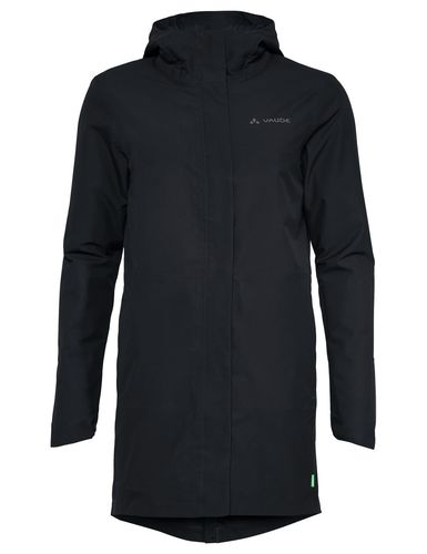 VAUDE Cyclist padded Parka II (black)