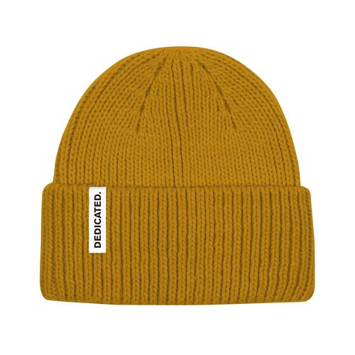 Dedicated Beanie Narvik (golden yellow)