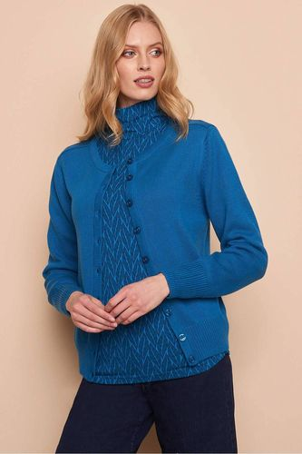 Tranquillo Strickjacke Alma (sea)